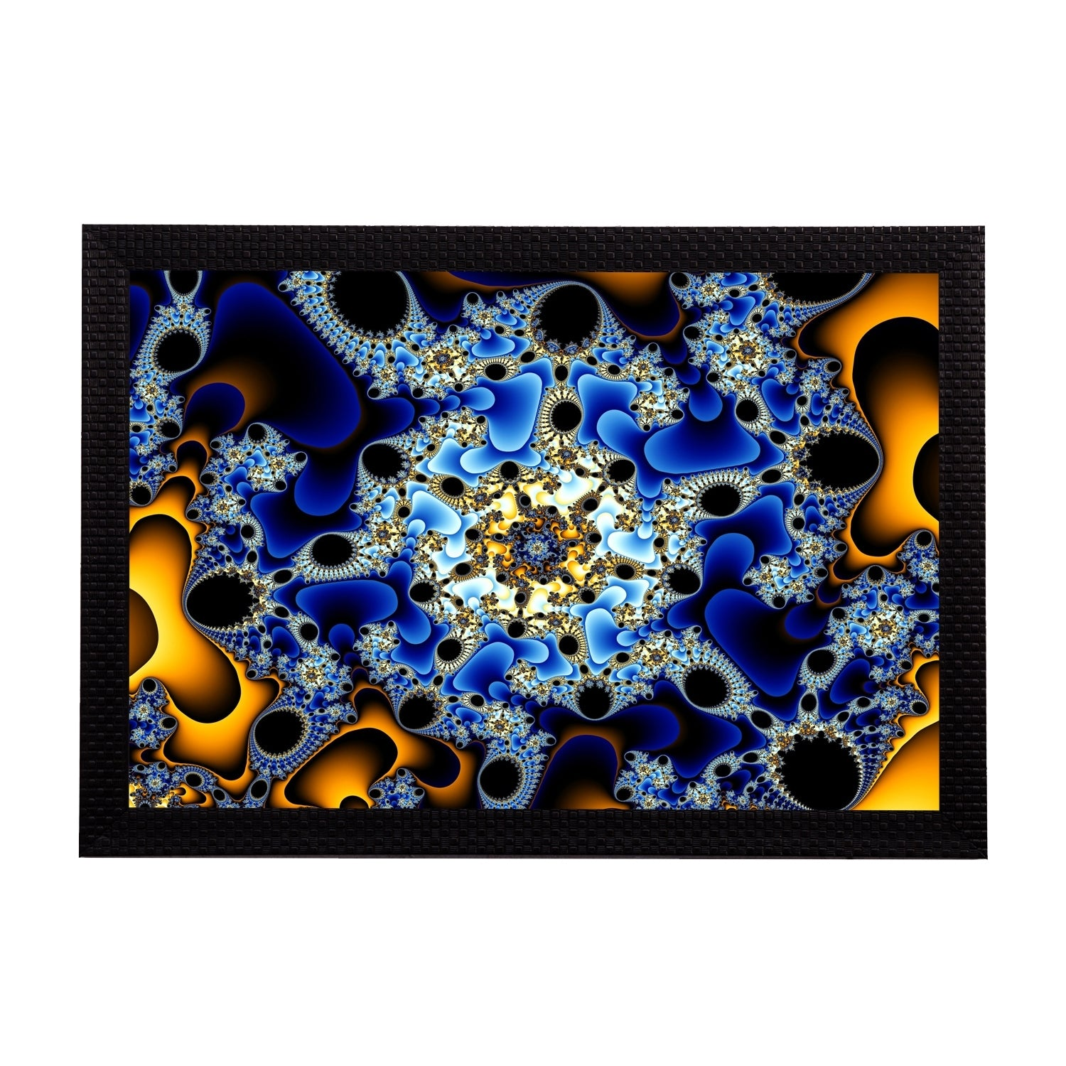Abstract UV Painting