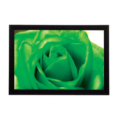 ecraftindia-green-floral-satin-matt-texture-uv-art-painting_1