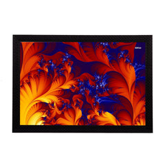 ecraftindia-orange-abstract-satin-matt-texture-uv-art-painting_1