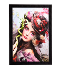 ecraftindia-abstract-girl-satin-matt-texture-uv-art-painting_1