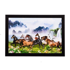 ecraftindia-waterfall-horses-satin-matt-texture-uv-art-painting_1