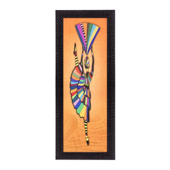 ecraftindia-abstract-dance-figurine-satin-matt-texture-uv-art-painting_1