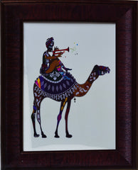 ecraftindia-camel-theme-satin-matt-texture-uv-art-painting_1