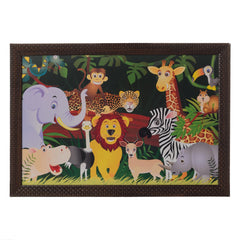 ecraftindia-happy-jungle-animals-satin-matt-texture-uv-art-painting_1