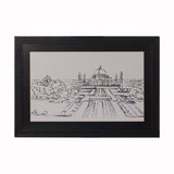 ecraftindia-sketched-tajmahal-satin-matt-texture-uv-art-painting_1