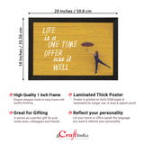 "ecraftindia-""life-is-a-one-time-offer-use-it-well""-motivational-quote-satin-matt-texture-uv-art-painting_4"
