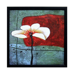 ecraftindia-beautiful-white-flower-satin-matt-texture-uv-art-painting_1