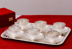 ecraftindia-german-silver-multiutility-decorative-platter-6-silver-bowl-set-with-velvet-box_1