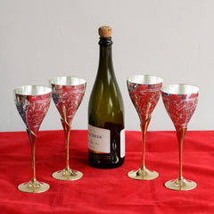 ecraftindia-german-silver-elegant-wine-glass-set-of-4-with-velvet-box_1