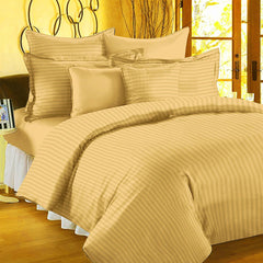 ecraftindia-210-tc-premium-luxury-cotton-satin-striped-double-bed-king-size-bedsheet-(100-in-x-108-in)-with-2-pillow-cover-gold_1
