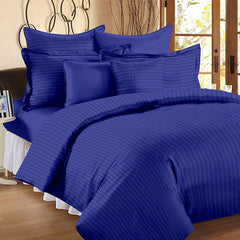 ecraftindia-210-tc-premium-luxury-cotton-satin-striped-double-bed-king-size-bedsheet-(100-in-x-108-in)-with-2-pillow-cover-blue_1