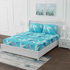ecraftindia-250-tc-pure-cotton-floral-print-premium-double-bed-bedsheet-(100-in-x-108-in)-with-2-pillow-cover-sky-blue_1