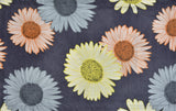 ecraftindia-140-tc-glace-cotton-double-bed-multicolor-sunflowers-design-bedsheet-(90-in-x-100-in)-with-2-pillow-cover_6