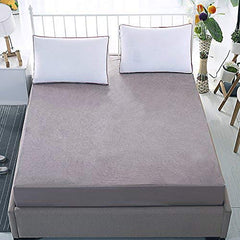 ecraftindia-100%-waterproof-terry-cotton-fitted-mattress-protector-for-king-size-bed-(78-x-72-inch,-grey)_1