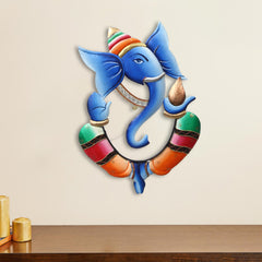 IBG504-eCraftIndia-Colorful-Lord-Ganesha-with-Kalash-in-Hand-Handcrafted-Decorative-Iron-Wall-Hanging_1