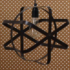 ILAMP_CL08-eCraftIndia-Black-Decorative-Pendant-Light,-Ceiling-Hanging-Lamp-for-Home/Living-Room/Offices/Restaurants_1