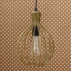 ILAMP_CL16-eCraftIndia-Edison-Filament-Golden-Finish-Diamond-Cage-Pendant-Light,-Ceiling-Hanging-Lamp-for-Home/Living-Room/Offices/Restaurants_1