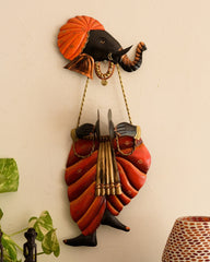 ecraftindia-lord-ganesha-playing-manjeera-wall-hanging_1