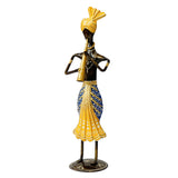 ecraftindia-tribal-man-playing-musical-instrument-trumpet-decorative-showpiece_5
