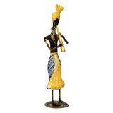 ecraftindia-tribal-man-playing-musical-instrument-trumpet-decorative-showpiece_6