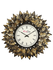 IWCACF_2414_R-eCraftIndia-Golden-and-Black-Decorative-Iron-Handcarved-Premium-Wall-Clock_1