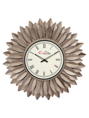 IWCACF_2420_R-eCraftIndia-Brown-Decorative-Iron-Handcarved-Premium-Wall-Clock_1
