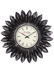 IWCACF_2423_R-eCraftIndia-Black-Decorative-Iron-Handcarved-Premium-Wall-Clock_1