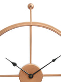 ecraftindia-copper-color-iron-round-hand-crafted-analog-wall-clock-without-glass-(-46cm-x-53cm-)_5