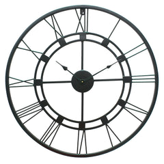 IWCHB_0012-eCraftIndia-Black-Round-Iron-Wall-Clock-(24-x-24-Inch)_1