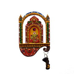 eCraftIndia Kundun Lord Ganesha Key Holder