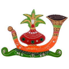 ecraftindia-papier-mache-kalash-shehnai-5-hooks-key-holder_1