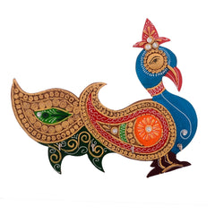 ecraftindia-papier-mache-beautiful-embossed-bird-design-4-hooks-key-holder_1