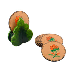 ecraftindia-floral-design-wooden-tea-coastersset-of-6_1
