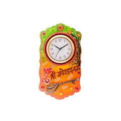 ecraftindia-shree-ganesha-namah-splendid-wooden-handcrafted-wooden-wall-clock-h-19-inch_1