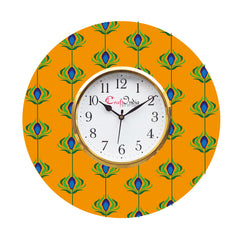 kwc903-ecraftindia-ethnic-design-wooden-colorful-round-wall-clock_1