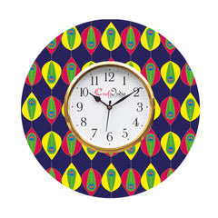 kwc912-ecraftindia-ethnic-design-wooden-colorful-round-wall-clock_1