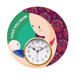 kwc931-ecraftindia-love-you-mom-theme-wooden-colorful-round-wall-clock_1