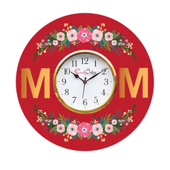 kwc932-ecraftindia-mom-and-mother-theme-wooden-colorful-round-wall-clock_1