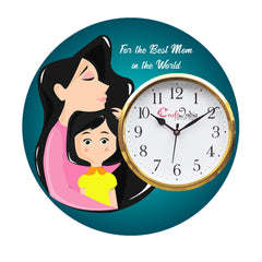 kwc933-ecraftindia-best-mom-in-the-world-theme-wooden-colorful-round-wall-clock_1