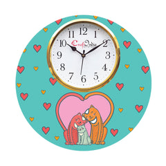 kwc940-ecraftindia-family-love-theme-wooden-colorful-round-wall-clock_1