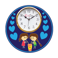 kwc942-ecraftindia-friends-love-theme-wooden-colorful-round-wall-clock_1