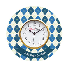 kwc945-ecraftindia-gift-to-men-theme-wooden-colorful-round-wall-clock_1