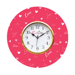 kwc951-ecraftindia-valentine-love-design-wooden-colorful-round-wall-clock_1