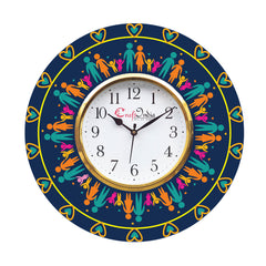 kwc955-ecraftindia-ethnic-design-wooden-colorful-round-wall-clock_1
