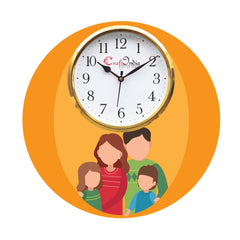 kwc956-ecraftindia-family-theme-wooden-colorful-round-wall-clock_1