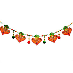 kwh507-ecraftindia-papier-mache-colorful-bandarwal-door-hanging_1