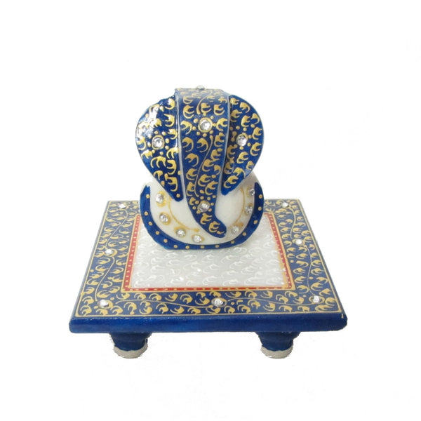 ecraftindia-lord-ganesha-on-blue-marble-chowki_1