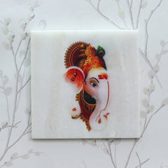 MPTCD123-eCraftIndia-Colorful-Lord-Ganesha-Painting-On-Marble-Square-Tile_1