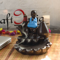 msbih113_bl-ecraftindia-meditating-monk-buddha-smoke-fountain-with-10-backflow-cone-decorative-incense-holder_1