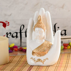 msgb527_wh-ecraftindia-decorative-palm-buddha-figurine-showpiece-17-cm-polyresin-white_1